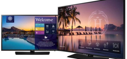 2 Samsung Hospitality TV Specials through March 2019