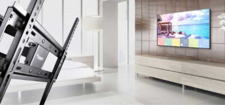 Free Starburst TV Wall Mount with Samsung Hospitality TV Purchase