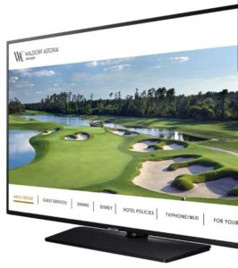 Samsung Hospitality TV Luxury Series Smart