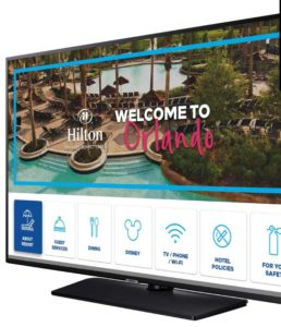 Samsung Hospitality TV Premium Series Non-Smart