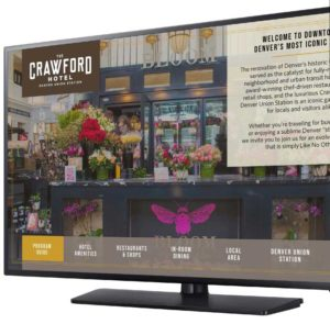 Samsung Hospitality TV Premium Series Smart