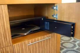 Hotel Room Safes & Security